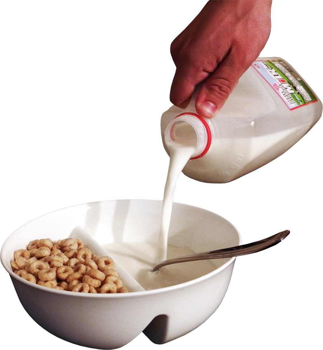 NEW Anti-Soggy Cereal Bowl from Just Solutions! A Must for Any Kitchen (1)