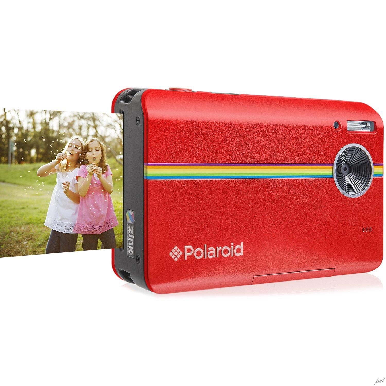 Polaroid Z2300 10MP Digital Instant Print Camera (White) (4)