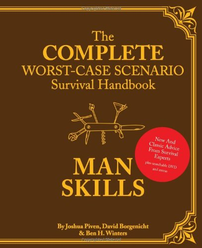 Complete Worst-Case Scenario Survival Handbook Man Skills span style=text-transform capitalize; font-size 16px;[Hardcover] (1)