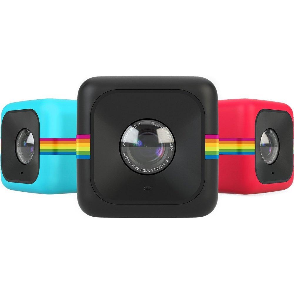 Polaroid POLC3 Cube HD Digital Video Action Camera Camcorder (Black) (3)