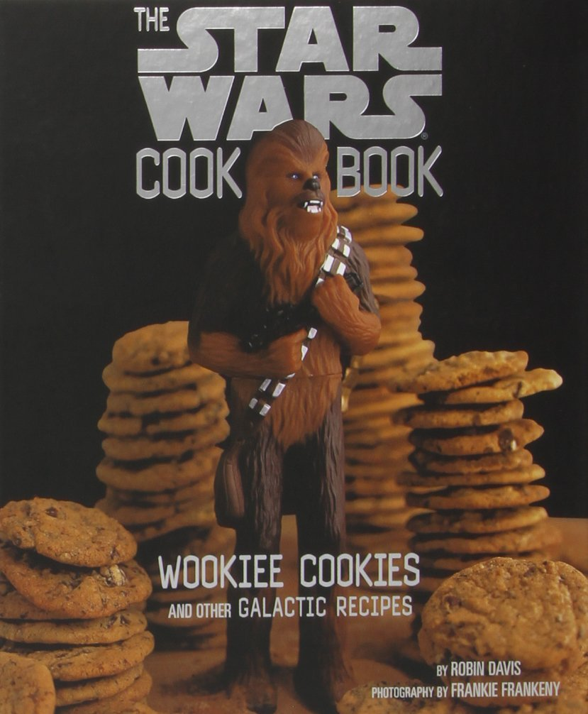 The Star Wars Cook Book Wookiee Cookies and Other Galactic Recipes span style=text-transform capitalize; font-size 16px;[Hardcover-spiral] (1)