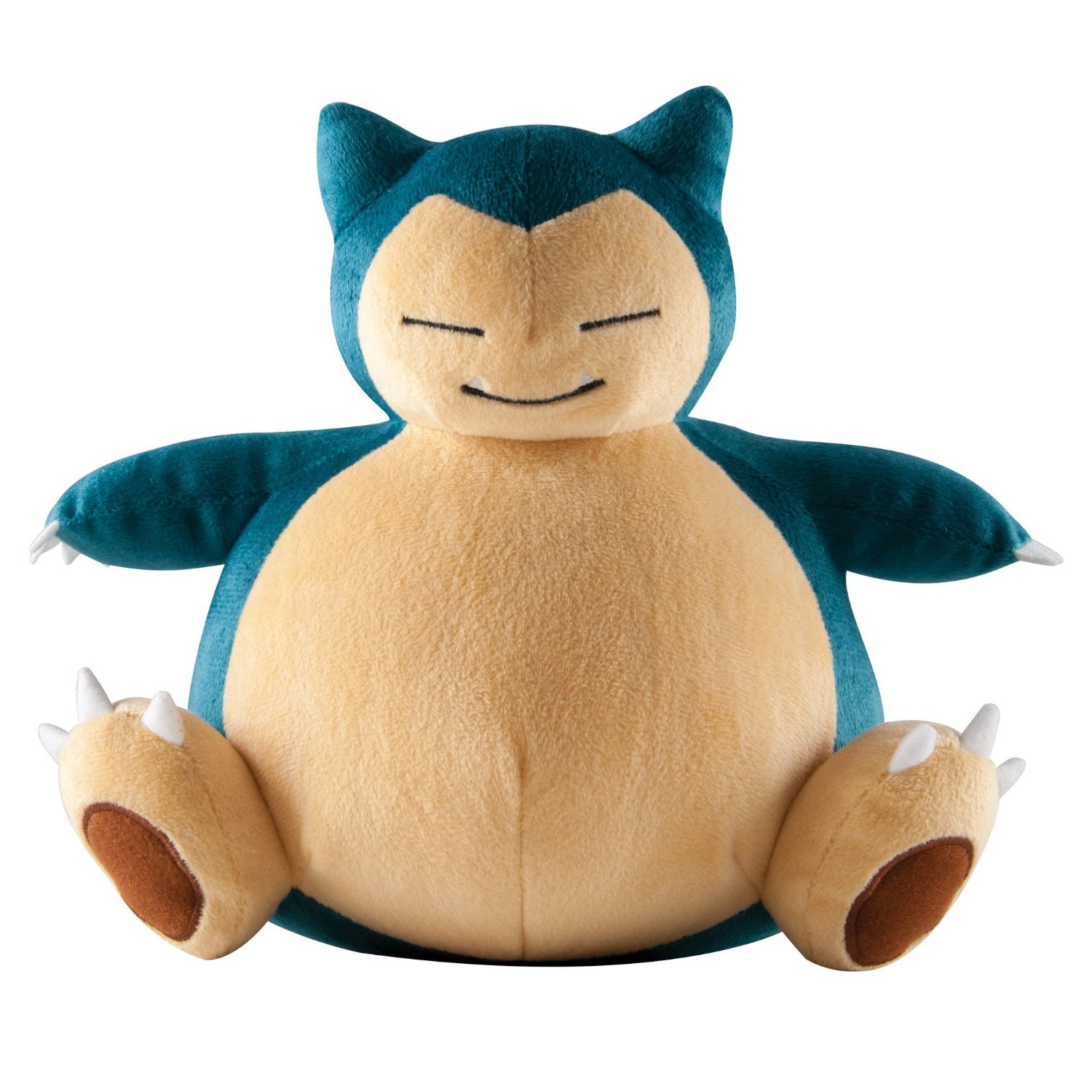 1. Snorlax Plush Pillow