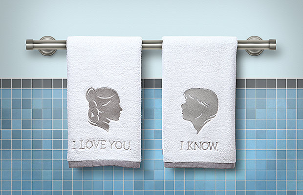 Star Wars Towels