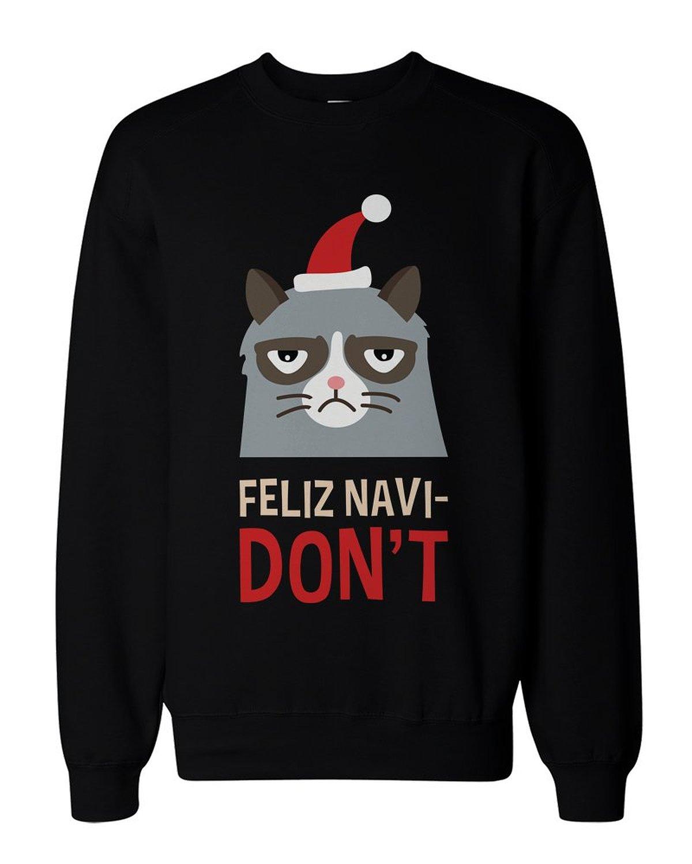 uglycatsweater