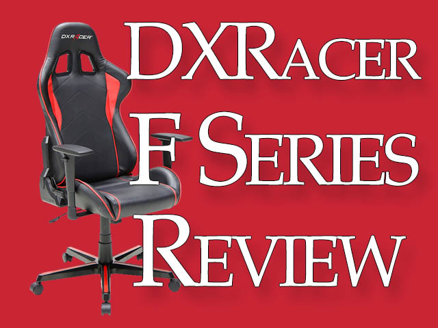 Dxracer F Series Weight