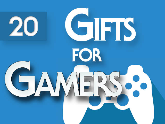 20 great gifts for gamers epicgiftsnet